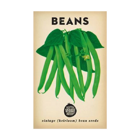 BEANS HEIRLOOM SEEDS