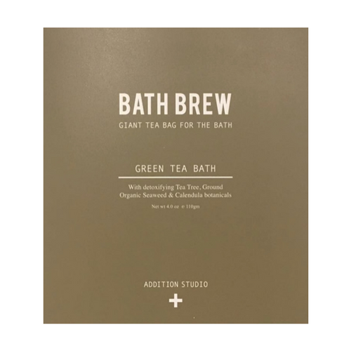 GREEN TEA BATH BREW