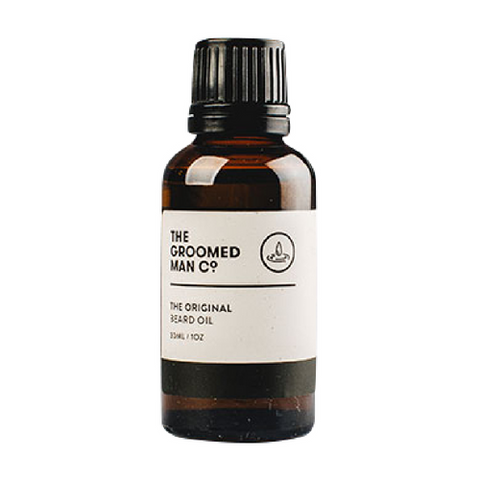THE ORIGINAL BEARD OIL