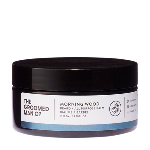 MORNING WOOD BEARD BALM