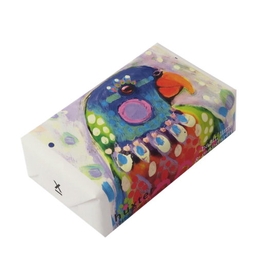 PRETTY PARROT SOAP BAR