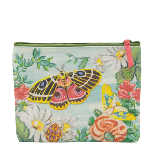BLOOMING BUTTERFLY CLUTCH