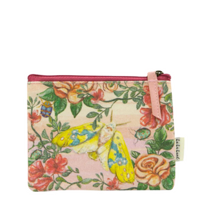 BLOOMING BUTTERFLY COIN PURSE