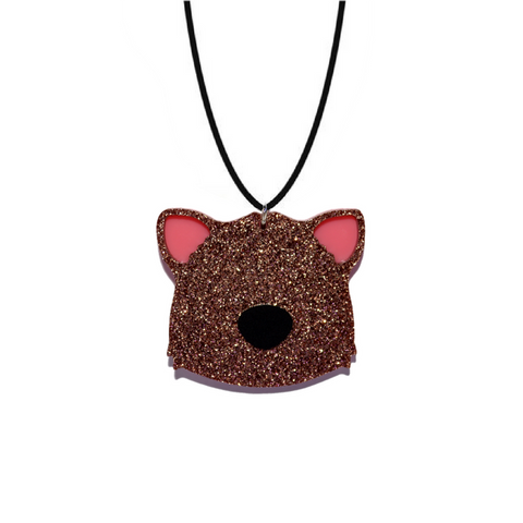 BIG WOMBAT NECKLACE