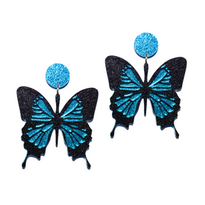 BLUE MOUNTAIN BUTTERFLY - Oh My Gum Designs