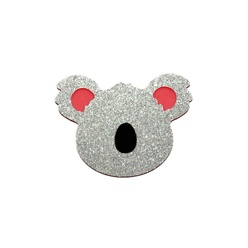 NEW! BIG KOALA BROOCH