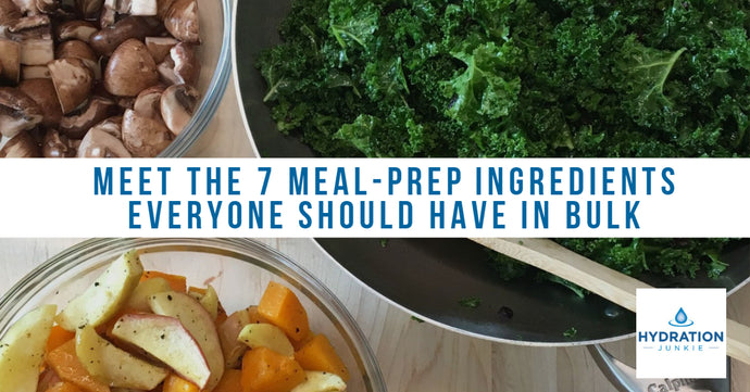 Meet the 7 Meal-Prep Ingredients Everyone Should Have In Bulk