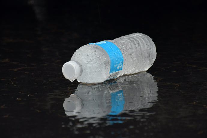 Is Plastic Leaking Into Your Bottled Water?