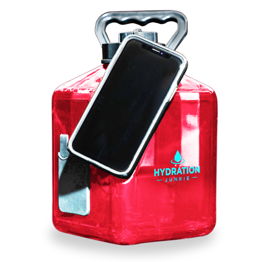 Transporter Jug - Power Red