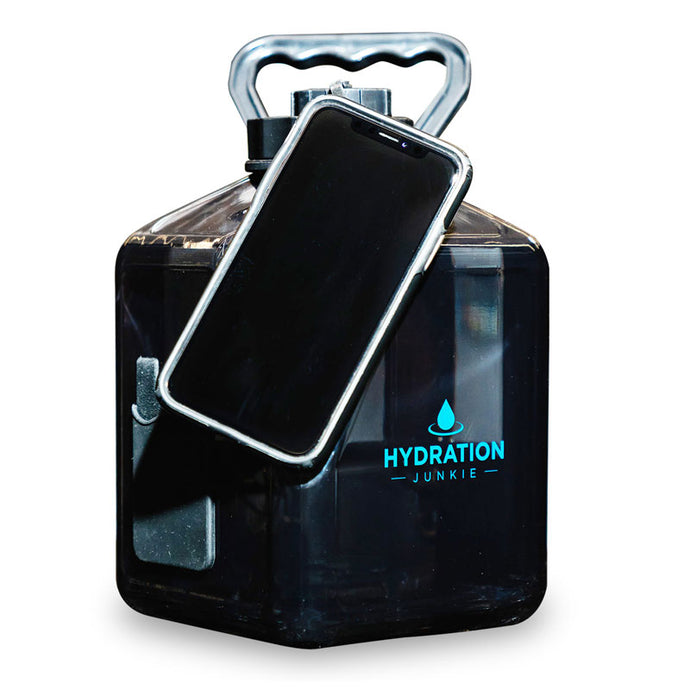 Transporter Jug - Smoky Black