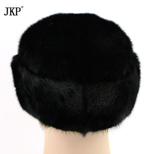 winter hot super show men rex mink fur earmuffs luxur muffs style russian cap male autumn handsome fur hat fur cap  ZD-08