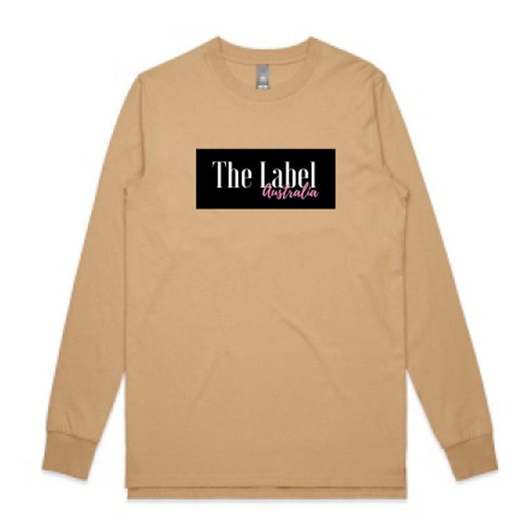 The Label Long Sleeve Shirt