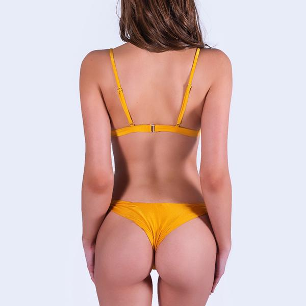 Mila Bottoms Mustard
