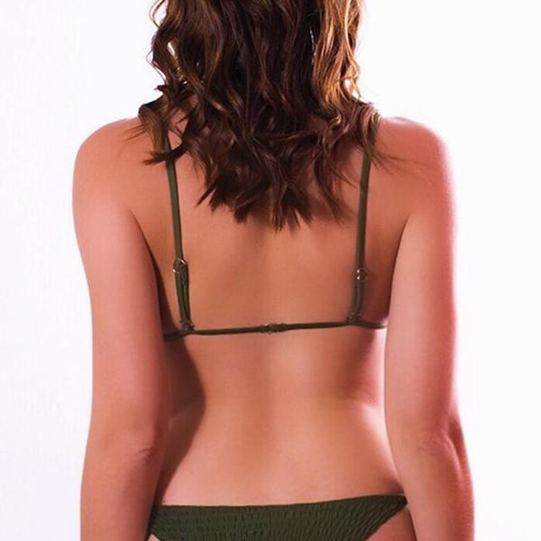 Onyx Top Olive