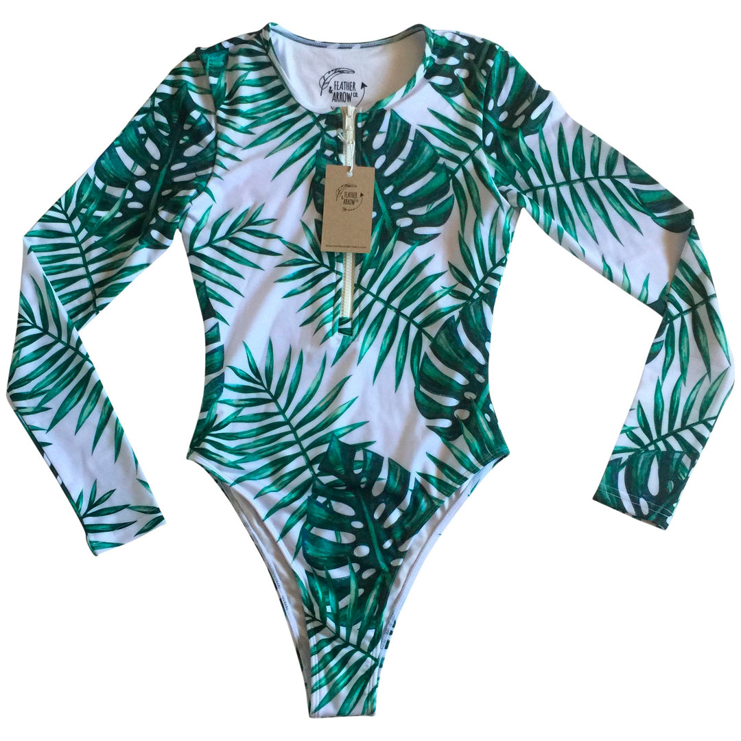 Palm Summer Surfsuit