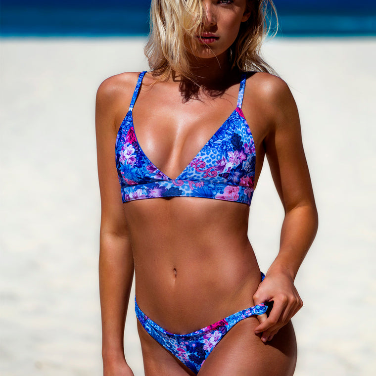 Uluwatu Bottoms in Wild Blue
