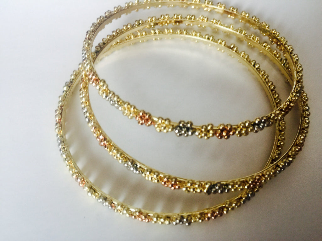 Brazilian Gold Bracelet By Designs M Barry Fashions Accessories