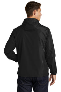 Packable Anorak Jacket / Black / Great Bridge High School Soccer