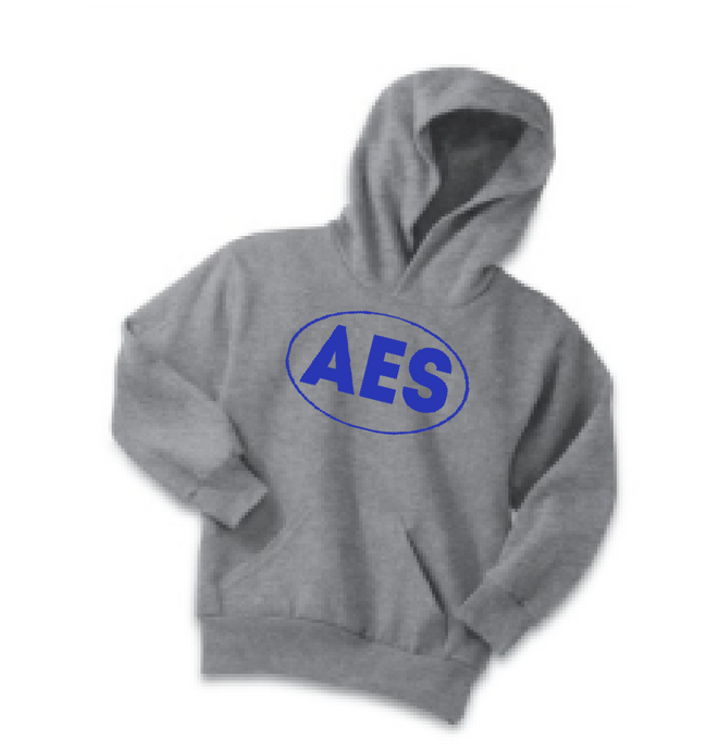 AES Sweatshirt - Youth - Fidgety