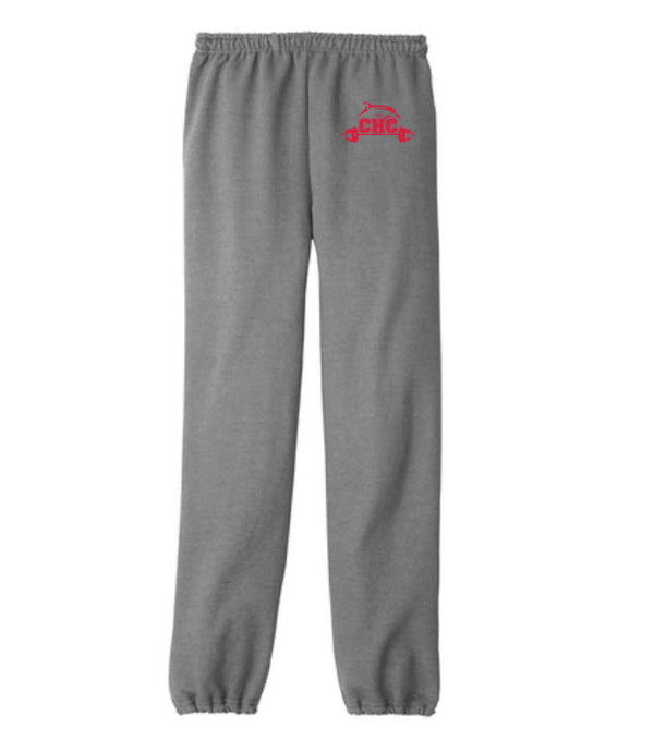 Heavy Blend Sweatpant / Athletic Heather / Cape Henry Strength & Conditioning