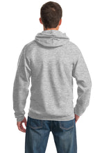 Debate Fleece Hooded Sweatshirt / Ash Gray / Lynnhaven Debate - Fidgety