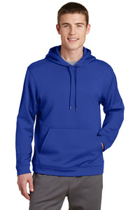 Adult Dri-Fit Hoody Pullover / Booming Bolts - Fidgety