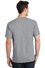 Cotton Short Sleeve T-Shirt (Youth & Adult) / Athletic Heather / StoneBridge Baseball