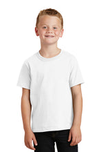 NICU Brother Cotton T-Shirt / White / CHKD NICU - Fidgety