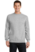Fleece Crewneck Sweatshirt (Youth & Adult) / Ash / StoneBridge Baseball