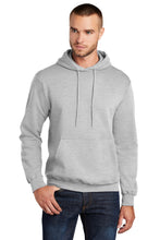 Fleece Hooded Sweatshirt / Ash / Great Bridge High School Soccer