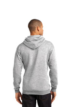 Core Fleece Hooded Sweatshirt / Ash Gray / Gunners - Fidgety