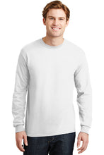 Long Sleeve T-Shirt / White / Bolts Swim - Fidgety