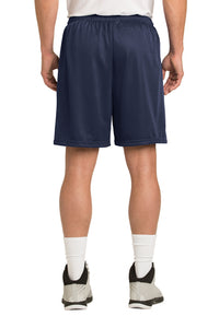 PosiCharge Classic Mesh Short / Navy / Independence Wrestling