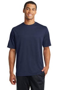 RacerMesh Short Sleeve Tee / Navy / Lynnhaven Field Hockey - Fidgety