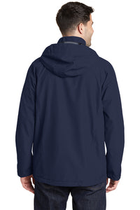 Torrent Waterproof Jacket / Navy / First Colonial Patriots - Fidgety