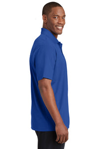 Performance Racer Mesh Polo / Royal / Plaza Girls BB - Fidgety