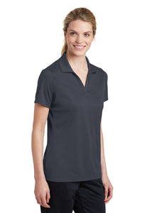Women's Performance Polo / Navy / Lynnhaven Staff - Fidgety