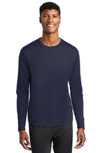 Performance RacerMesh Long Sleeve Tee / Navy / StoneBridge Baseball