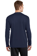 PosiCharge RacerMesh Long Sleeve Tee / Navy / FC Lacrosse - Fidgety