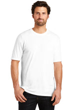 Men's Tri-Blend Crew T-Shirt/White/VA Aces - Fidgety