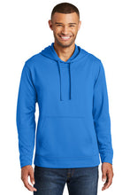 Performance Hooded Sweatshirt / Royal / Plaza Cheer - Fidgety