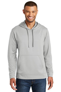 Performance Pullover Hooded Sweatshirt / Navy/ Tidewater Patriots - Fidgety