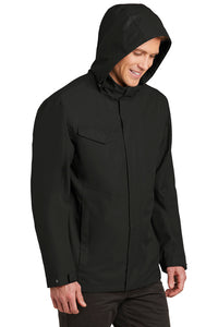 Collective Outer Shell Jacket / Black / Great Bridge Crew - Fidgety