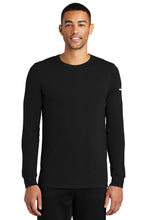 Nike Long Sleeve Dri-FIT Tee / Black / Great Bridge High School Soccer
