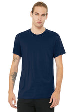 Triblend Jersey Short Sleeve Tee/ Navy / Saints-[product_collection]