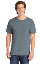 Comfort Colors Heavyweight Ring Spun Tee / Granite / FC Field Hockey - Fidgety