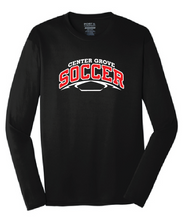 Long Sleeve Performance Shirt / 3 Colors / Center Grove Soccer