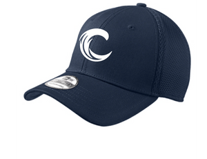 Stretch Mesh Cap / Navy / Coastal Cannons - Fidgety