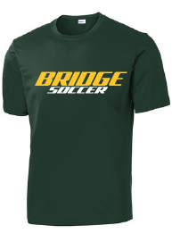 Performance T-Shirt / Dark Green / Great Bridge Soccer