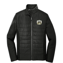 Insulated Jacket / Black / Great Bridge High School Soccer